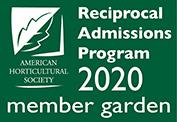 2020 Reciprocal Admissions
