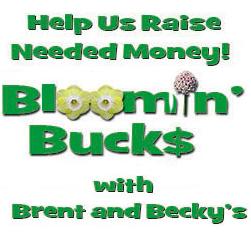 blooming bucks