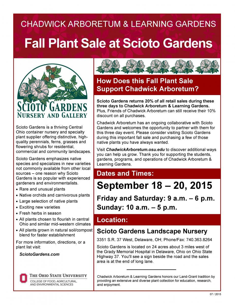 Scioto Gardens Plant List Garden Ftempo