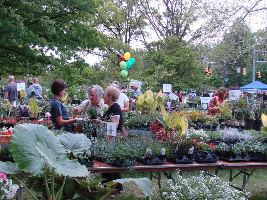 Spring Plant Sale and Auction Fundraiser
