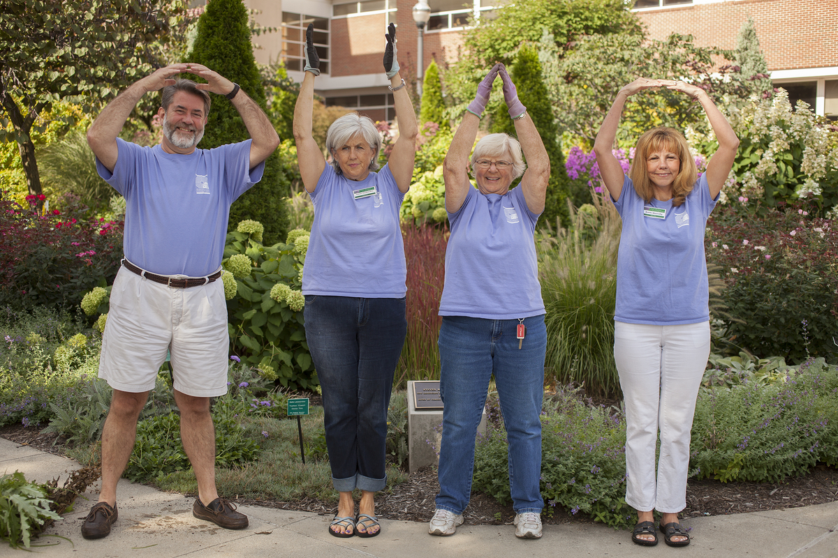 OHIO Volunteers
